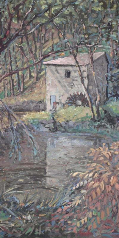 Moulin du Goire   Huile   65x81