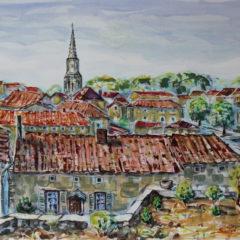Saint-Maxime, Confolens