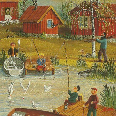 Famille Pêcheurs